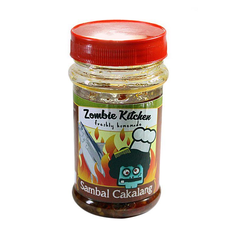Zombie Kitchen Sambal Cakalang Bumbu Masak [150 g]