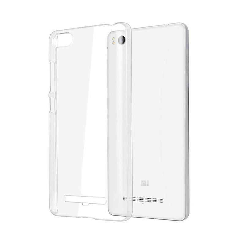 Fashion Selluler Ultrathin Softshell TPU Clear Casing for Xiaomi Mi 4i