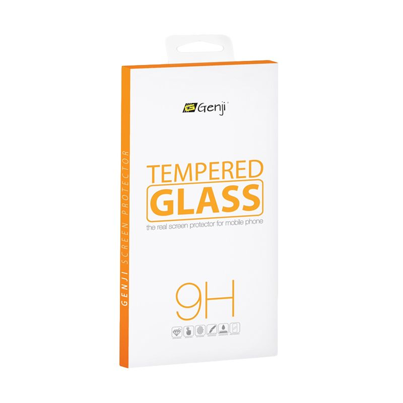 Genji Tempered Glass Screen Protector for iPhone 4G