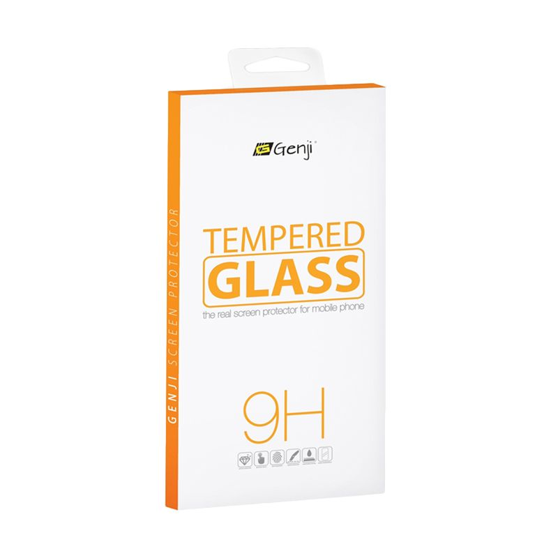 Genji Tempered Glass Screen Protector for iPhone 5