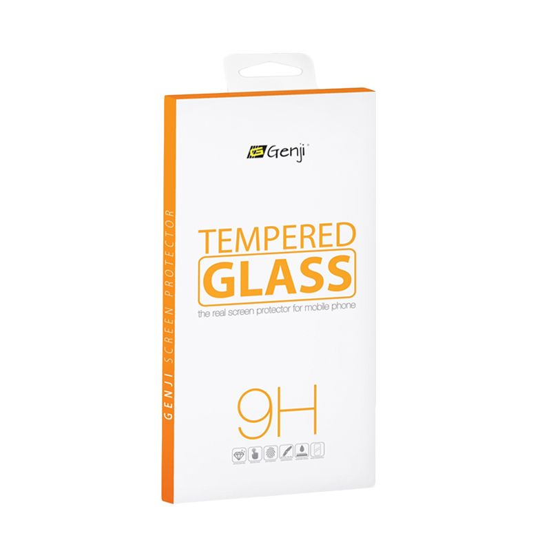 Genji Tempered Glass Skin Protector for iPhone 5 [0.2 mm]