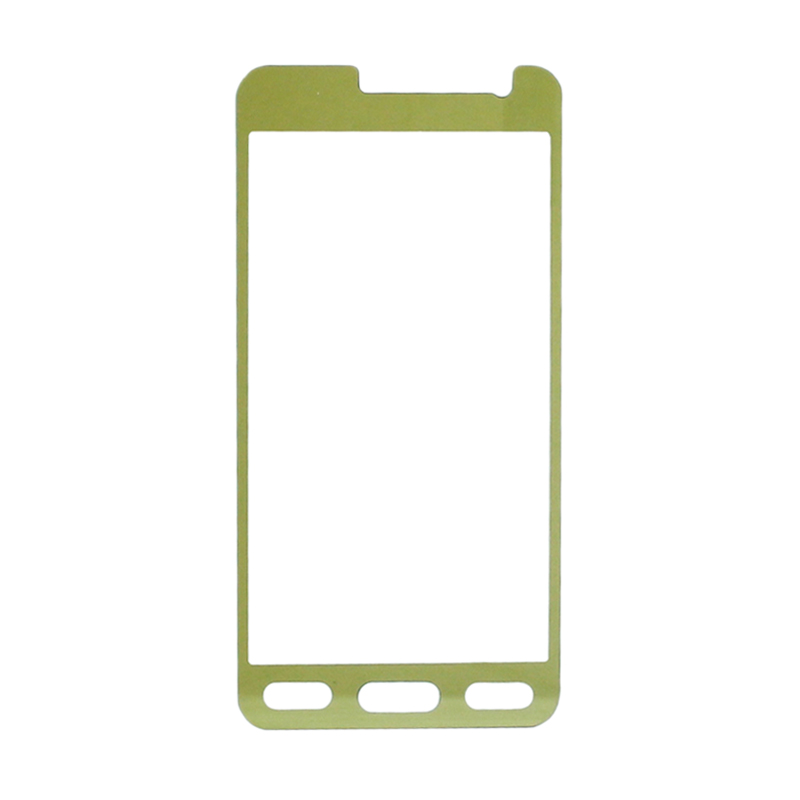 ZONA Tempered Glass Gold Screen Protector For Samsung Galaxy A3
