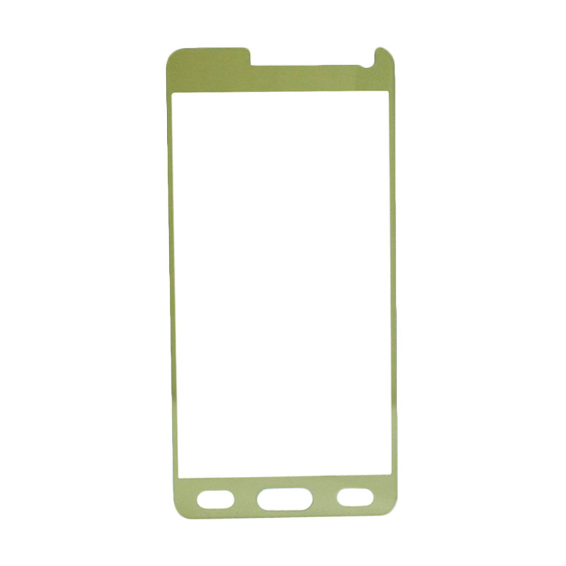 ZONA Tempered Glass Gold Screen Protector For Samsung Galaxy A5
