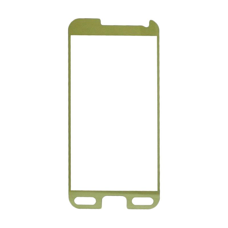ZONA Tempered Glass Gold Screen Protector For Samsung galaxy E5