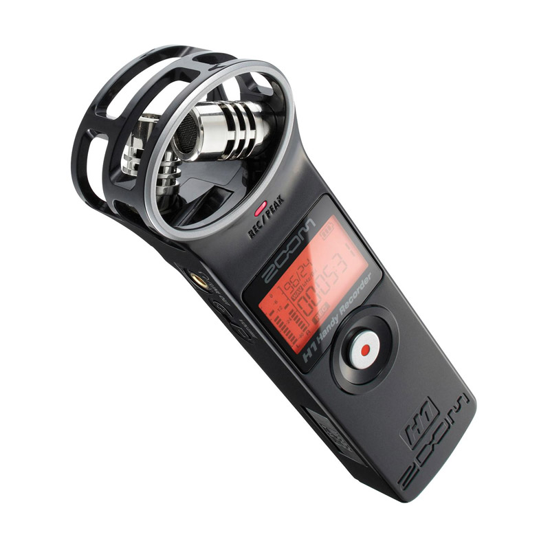 Zoom H1 Handy Recorder + APH-1 Accessories
