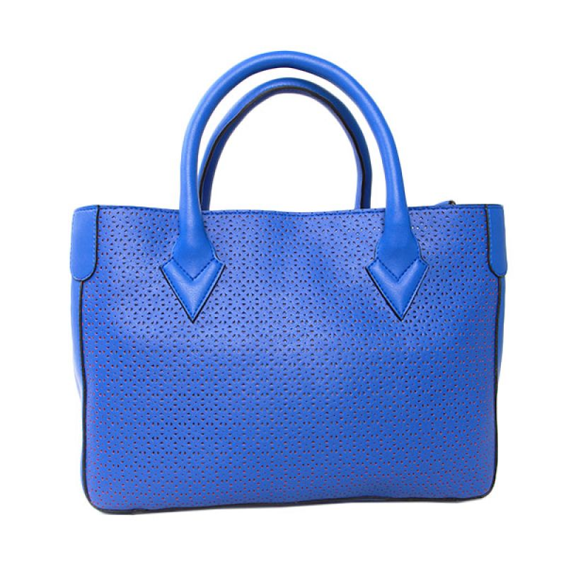 Bagquire Blossom Blue Tas Tangan
