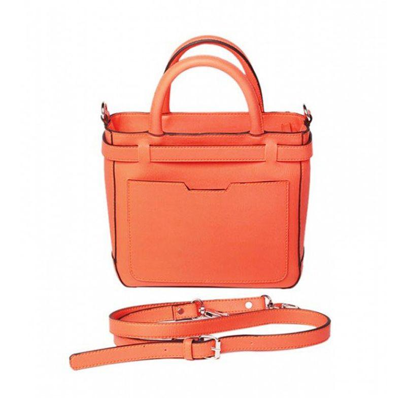 Bagquire Minnie Me Orange Bag