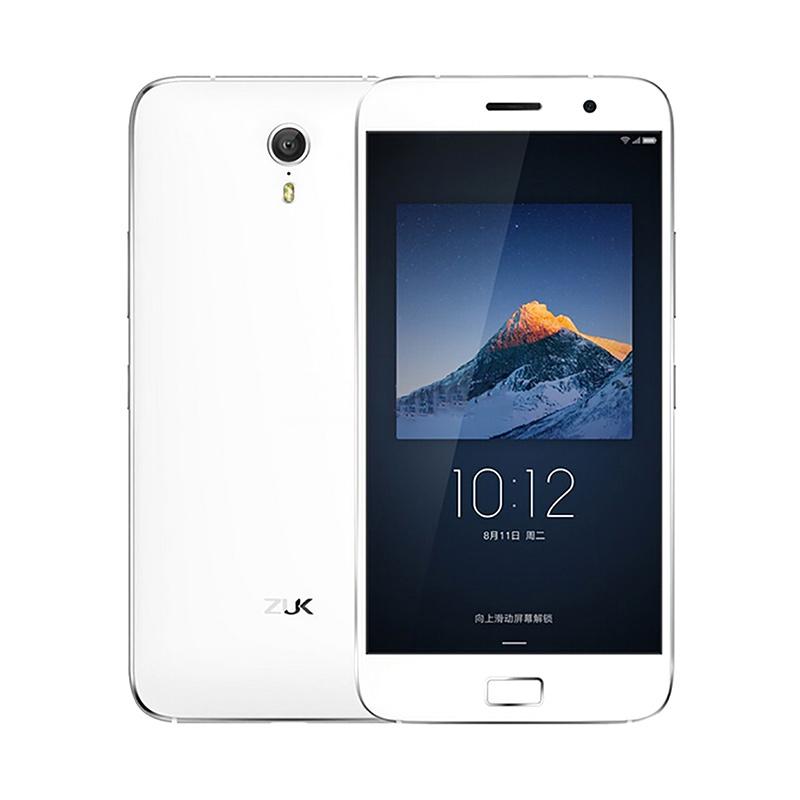 ANZ - ZUK Z1 White Smartphone + Headset Sennheiser HD 202 II