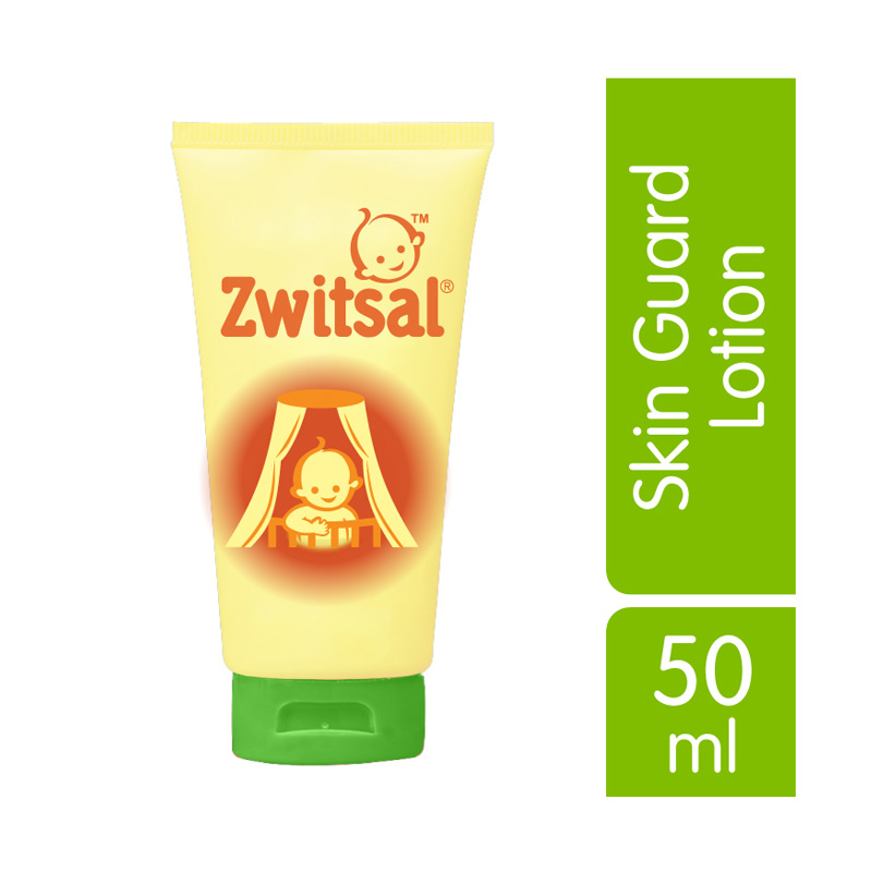 Zwitsal Baby Guard Lotion Tube 50ml - 60024540