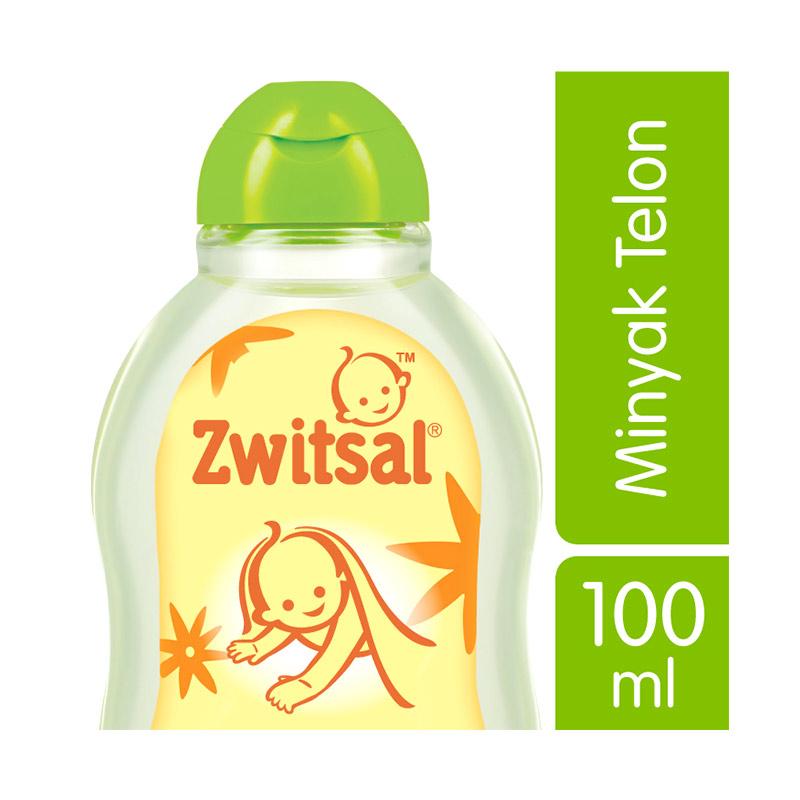 Zwitsal Baby Natural Minyak Telon 100ml - 21023197