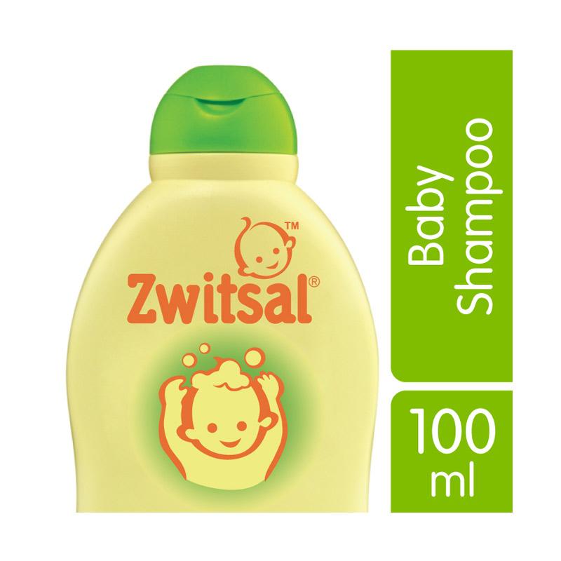 Zwitsal Baby Natural Shampoo 100ml - 21023193