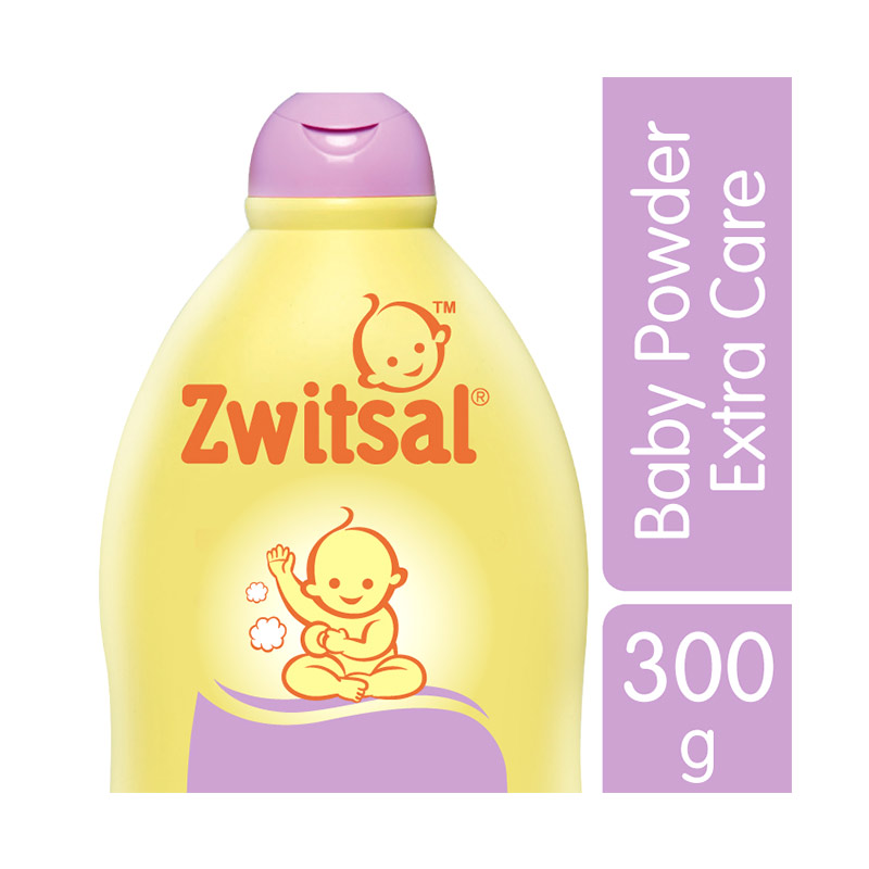 Zwitsal Extra Care Baby Powder 300gr - 21037188