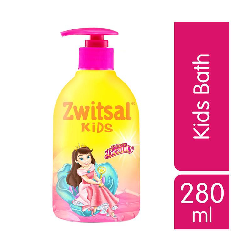 Zwitsal Kids Bath Beauty Pump 280ml - 21150118