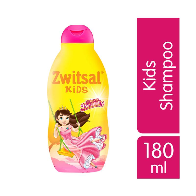 Zwitsal Kids Shampoo Beauty Pink 180ml - 21150112