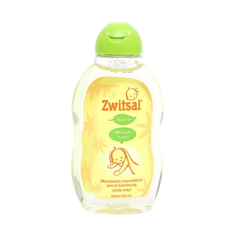 Zwitsal Natural Minyak Telon [60 mL]