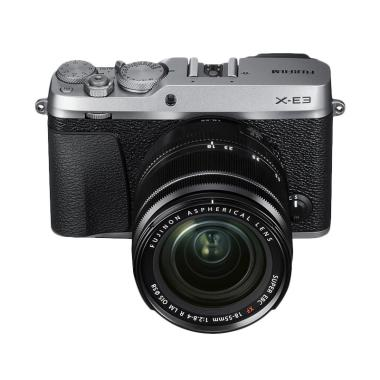 FUJIFILM X-E3 Kit XF 18-55mm f/2.8- ... hare SP3+Charger+NP-W126S