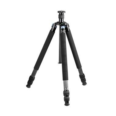 SIRUI R-3213X Carbon Fiber Tripod Kamera - Hitam Hitam