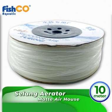 harga Selang Aquarium/Selang Aerator Silikon Matte Air Hose 10 meter -PREMIUM putih matte Blibli.com