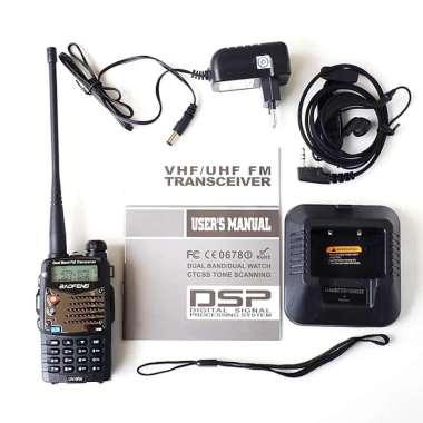 harga Radio Handy Talky (HT) BAOFENG BF-5RA Blibli.com