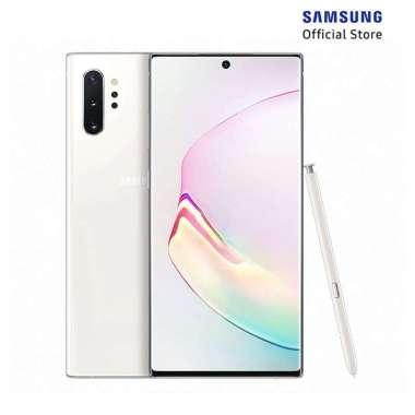 Samsung Galaxy Note 10 Plus 12/256 GB - Garansi Resmi Samsung Aura White