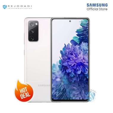 SAMSUNG Galaxy S20FE [8/128GB] - Garansi Resmi SEIN Cloud White