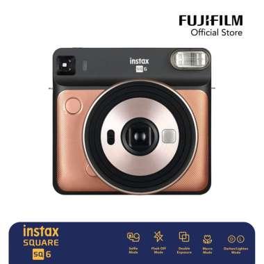 Fujifilm Instax Square SQ-6 Blush Gold