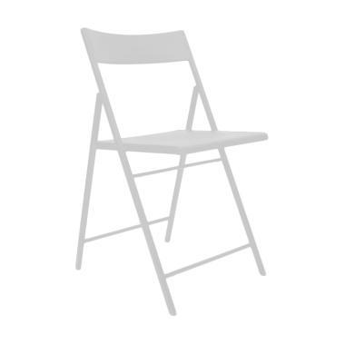Achiles Kursi Lipat - Putih