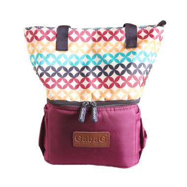 Gabag Maroon Cooler Bag