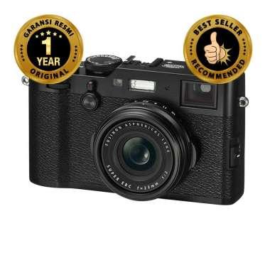 harga Fujifilm X100V Kamera Mirrorless - Black Blibli.com