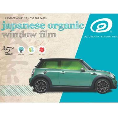 O2 Organic Window Large Car Kaca Film [Full /Garansi 5 Tahun]