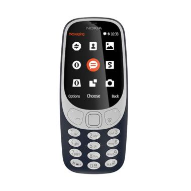 Nokia 3310 Handphone - Blue