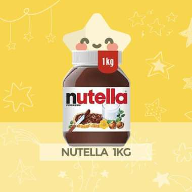 harga NUTELLA 1 KG Blibli.com
