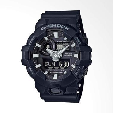 CASIO G-Shock Jam Tangan Pria - Black GA-700-1BDR 82e0d48b79