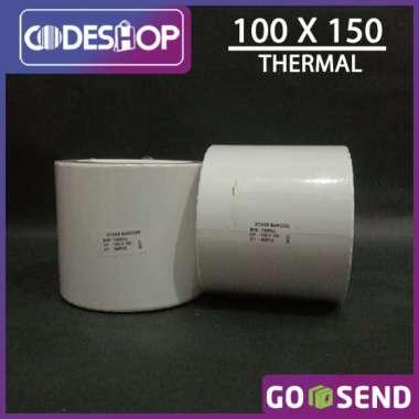 THERMAL LABEL 100X150 ISI 500 PCS