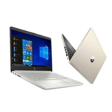 harga NOTEBOOK HP 14s-FQ0021AU RYZEN3-3250U 8GB 512GB GOLD Blibli.com
