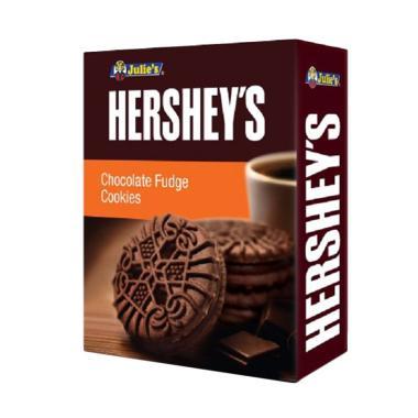 Julie's Hershey's Chocolate Fudge Cookies