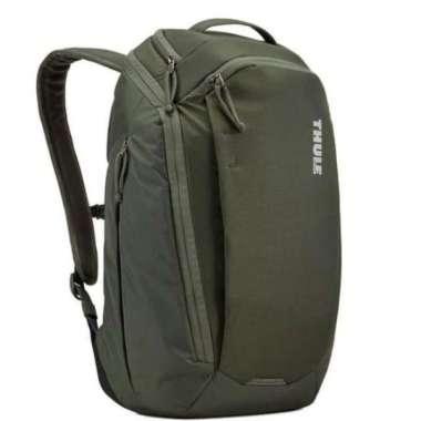 harga Thule TEBP 316 EnRoute 3 Tas Laptop Backpack - Hitam [23 L] hijau army Blibli.com