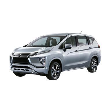 Mitsubishi Xpander 1.5L Exceed Mobil - Silver Metallic