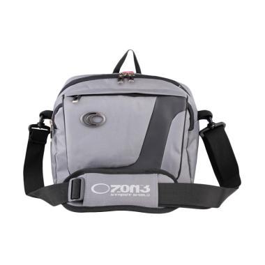 e3d8e92559a5 Ozone Bag 746 Nylon Shoulder Bag with Raincover for Netbook or iPad -  Abu-abu