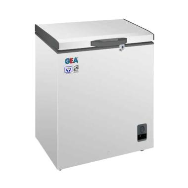 GEA AB106R Chest Freezer [1 Door] KHUSUS JABOTABEK
