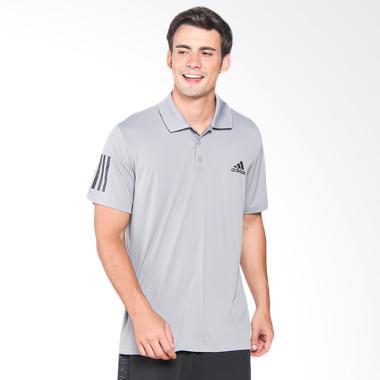 adidas Men Tennis Club Polo Shirt Pakaian Pria [BQ4911]
