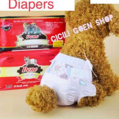 harga Diapers Popok Celana hewan Loops Mens Anjing kucing Betina diaper pampers Blibli.com
