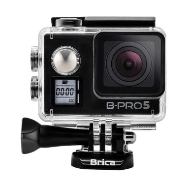 BRICA B-PRO 5 Alpha Edition Mark II ...  Camera - Hitam + Tongsis