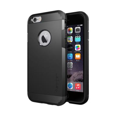 Spigen Tough Armor Casing for Apple ... r iPhone 6 - Smooth Black
