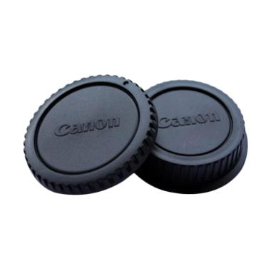 Canon Body Rear & Lens Cap for Canon