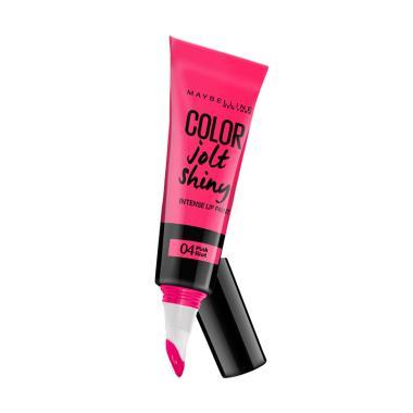 Maybelline Lip Studio Colour Jolt Shiny Intense Lip Paint - 04