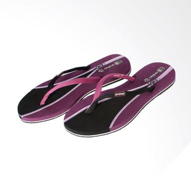 Ardiles Women Befaf Sandal Wanita - Grape Black