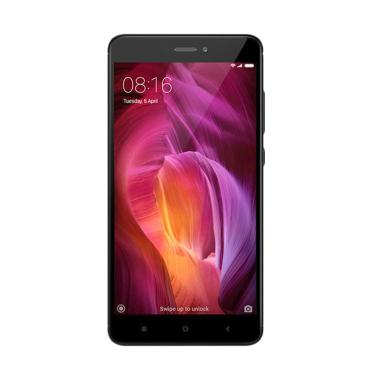 Blibli Now- Xiaomi Redmi Note 4 Smartphone [64GB/4GB]