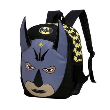 Garsel Tas sekolah Batman Anak Laki-laki