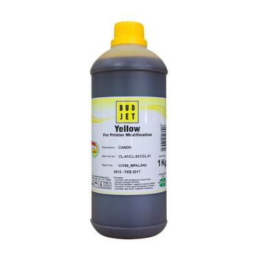 Veneta System Ciss Budjet Canon Tinta Printer - Yellow [1 kg]